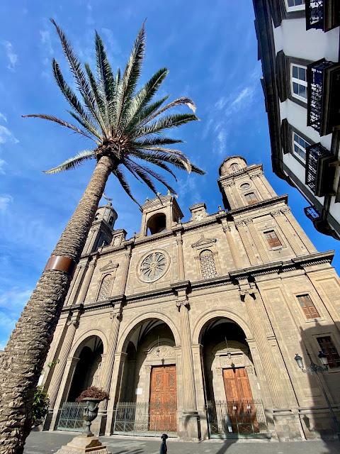 Catedral de Santa Ana, Las Palmas, Gran Canaria, Spain