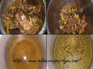 Mutton Paya Soup in hindi by Aju