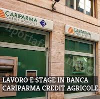 banca cariparma offerte di lavoro e stage per laureati