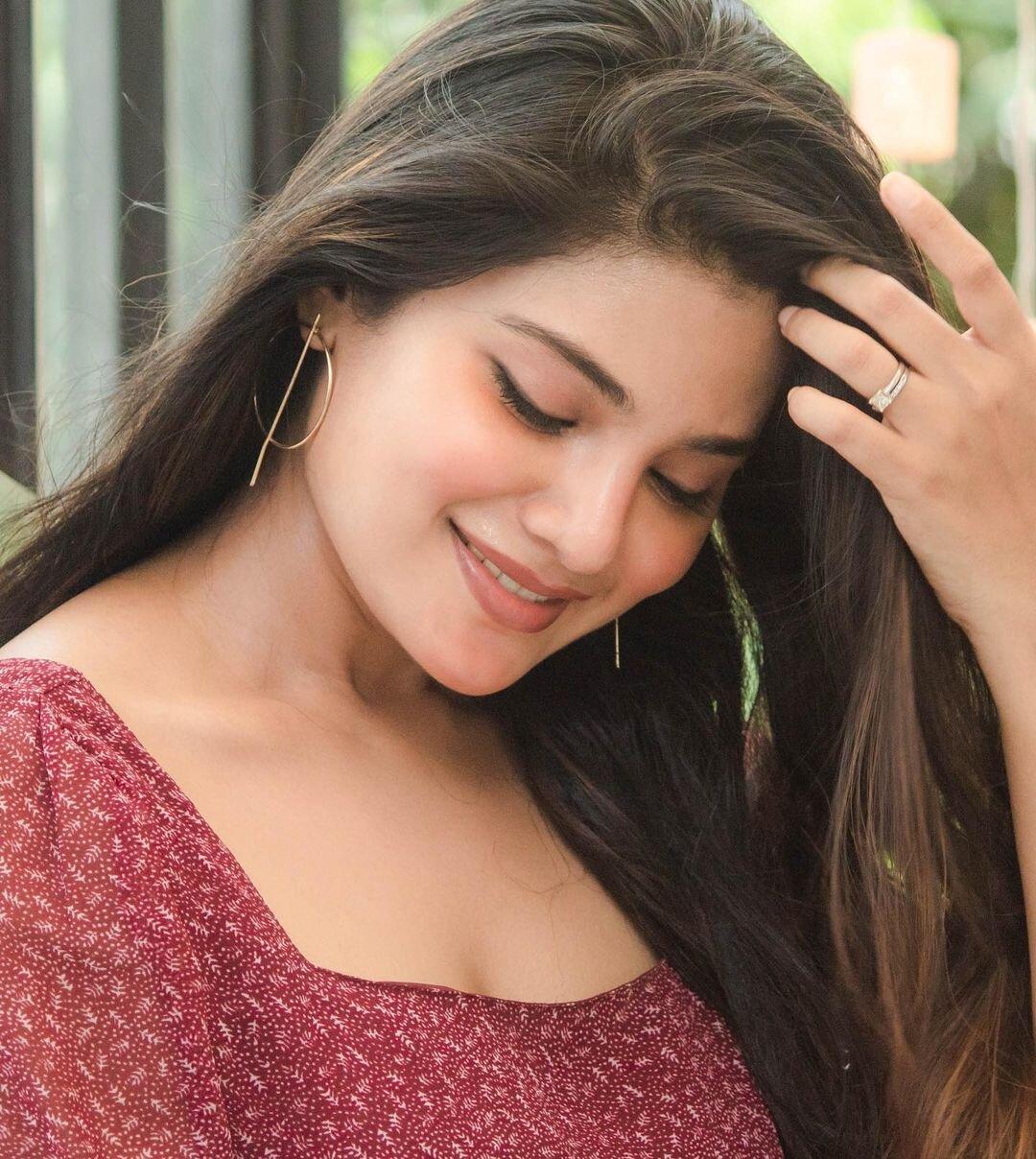 Aathmika Latest Photoshoot Stills Actress Trend