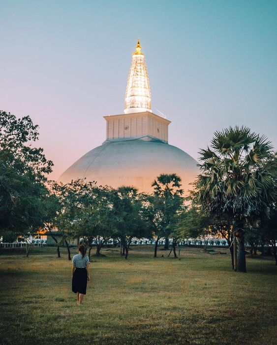 5 Things You Need To Know About Anuradhapura