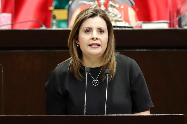 Reformas al Poder Judicial son antidemocráticas; MC votará en contra: Adriana Medina