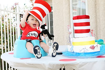 Cat In The Hat Cake Decorations Uk