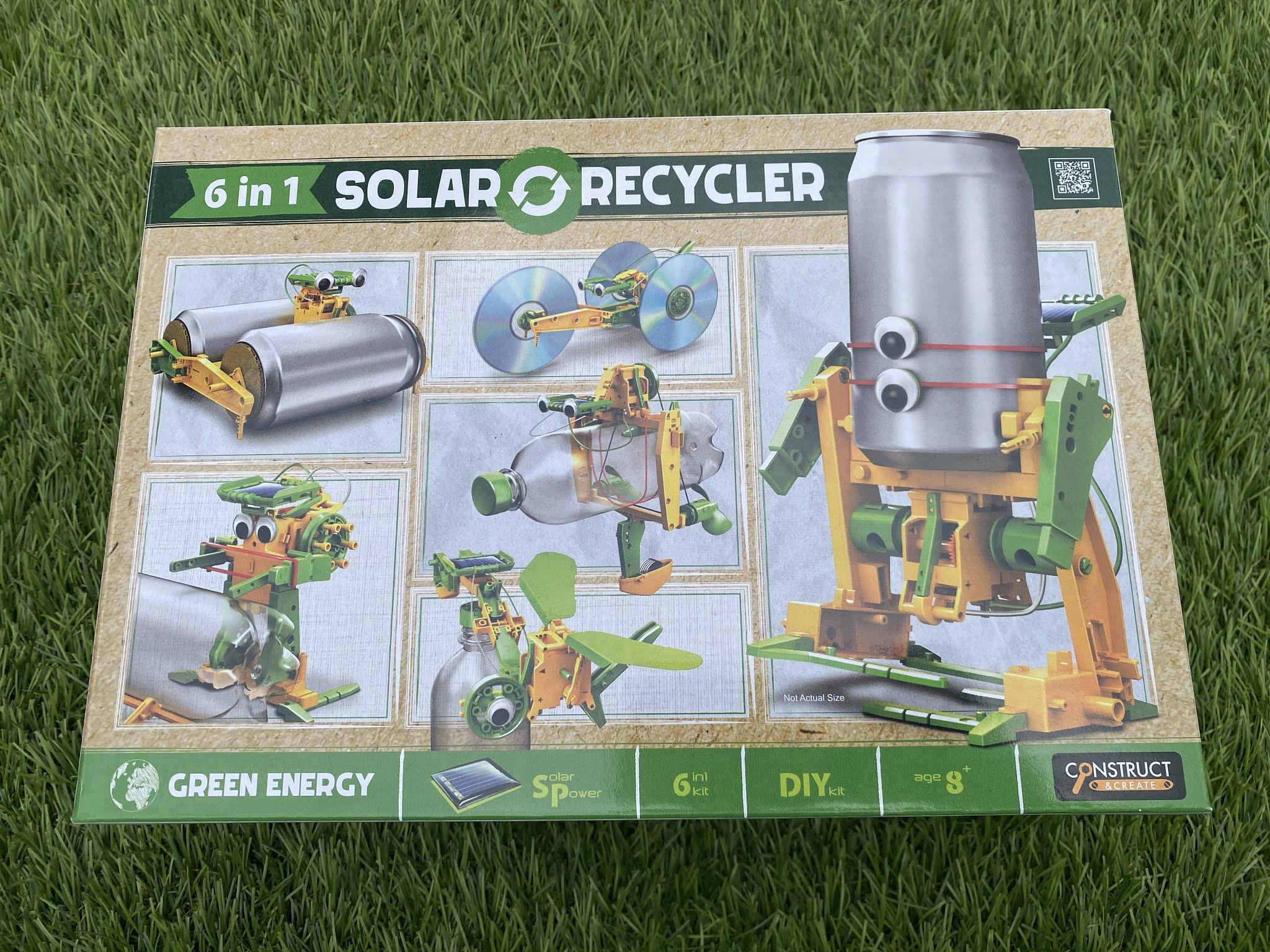 6 in 1 solar recycler