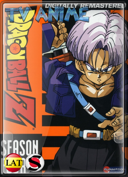 DRAGON BALL Z: Saga de Garlick Jr (1991) HD 1080P LATINO/INGLES/JAPONES