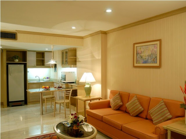 Decorating Small House With Luxury Home Interior Design
