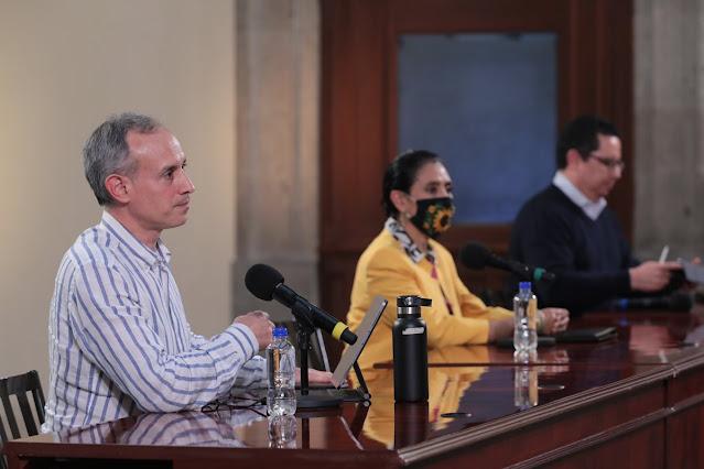 Son liberadas 670 mil dosis de vacunas contra COVID-19 envasadas en México