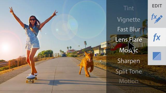 Lebih bertenaga dengan GPU Accelerated Performance