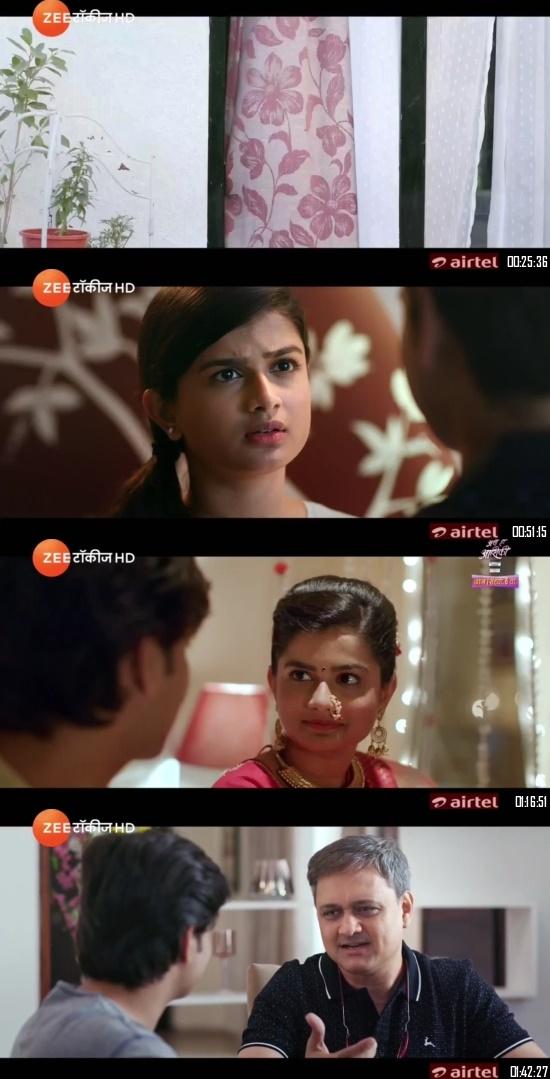 Ashi Hi Ashiqui 2019 Marathi 720p HDTV 900MB Desirehub