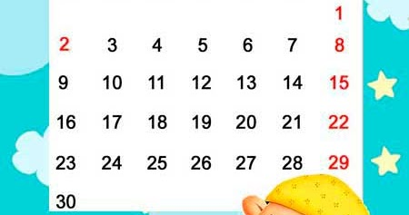 Calendario Imprimir Abril 2019.Mi Sala Amarilla Efemerides De Abril 2018