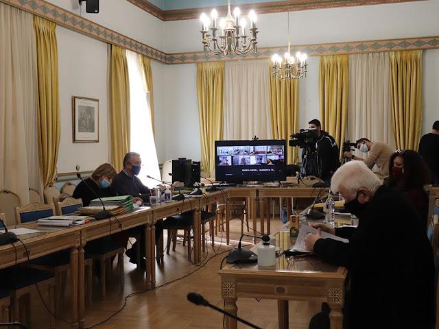 Με επτά θέματα που αφορούν την Αργολίδα συνεδριάζει η Οικονομική Επιτροπή της Περιφέρειας Πελοποννήσου