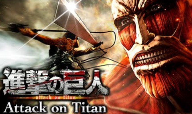 Game Adaptasi Anime Terbaik untuk Windows - Attack on Titan