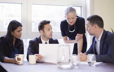 15 quy luật làm việc nhóm
