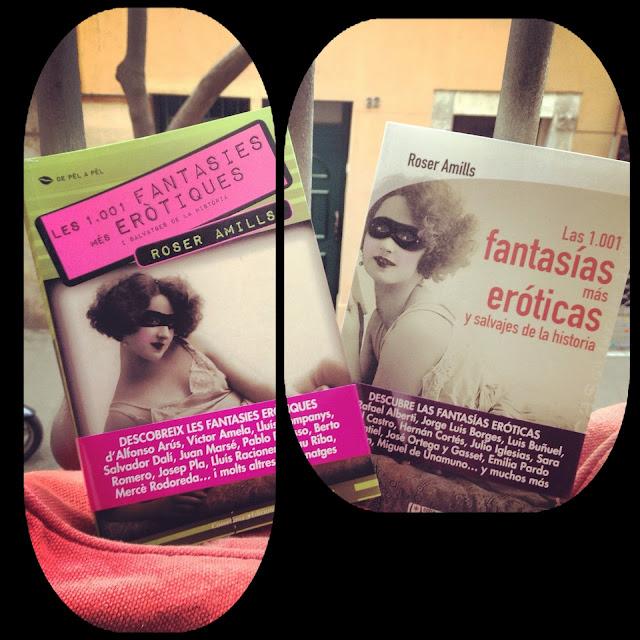 """""""Les 1.001 fantasies més eròtiques i salvatges de la història"""", Roser Amills, Cossetània 2012"""