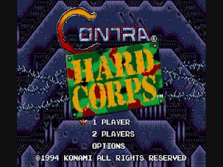 Contra Hard Corps Game Free Download Full Version