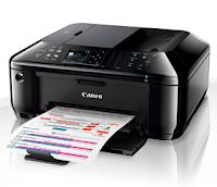 Cette PIXMA MX515 est une imprimante multifonction destinée au bureau et également une imprimante pour résidence personnelle
