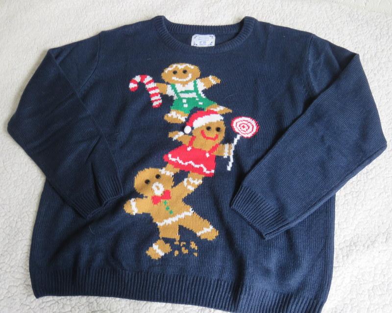 Leuke Kersttrui.Lovely Time With Nicky Primark Kerst Shoplog