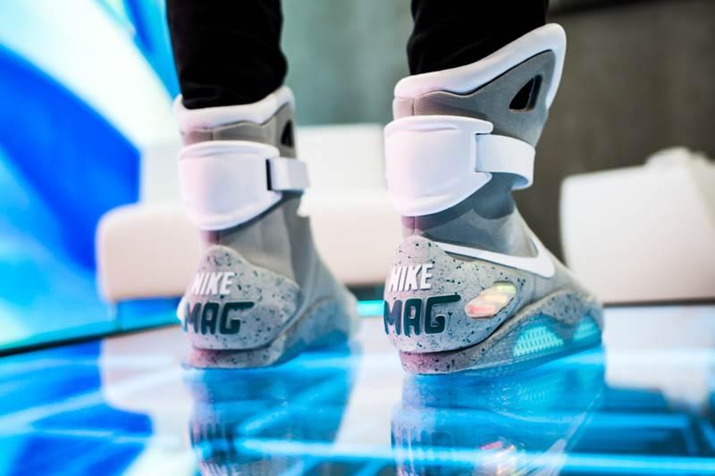 Nike criou um tênis idêntico ao filme De volta para o futuro
