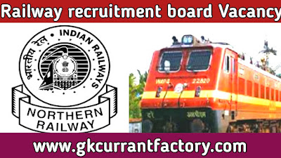 Railway Jobs, Railway Jobs 2019-20, Railway recruitment, RRB Vacancy