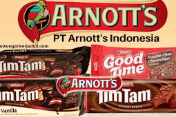 Lowongan Kerja PT Arnott's Indonesia Tahun 2020