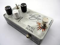 dpFX ISKRA Guitar Overdrive (ИСКРА)