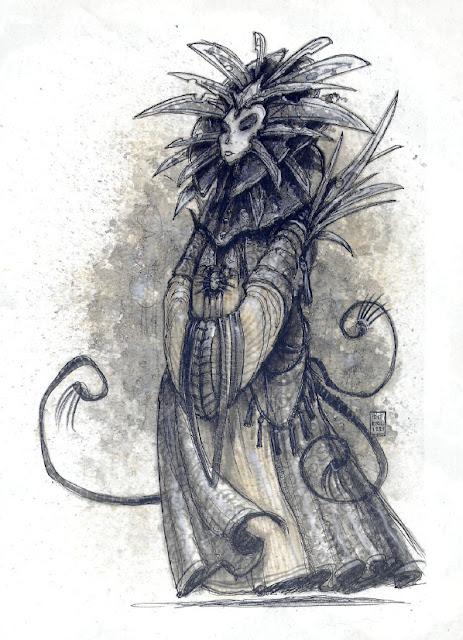 Planescape, el Multiverso de Dungeons & Dragons - Dama del Dolor