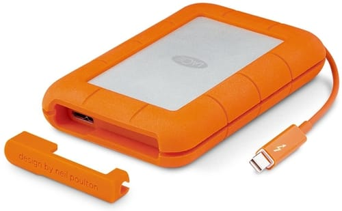 Review LaCie Rugged Thunderbolt 2TB External Hard Drive