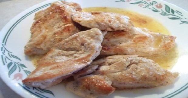 Lime Butter Chicken Recipe
