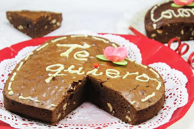 Brownie de nutella