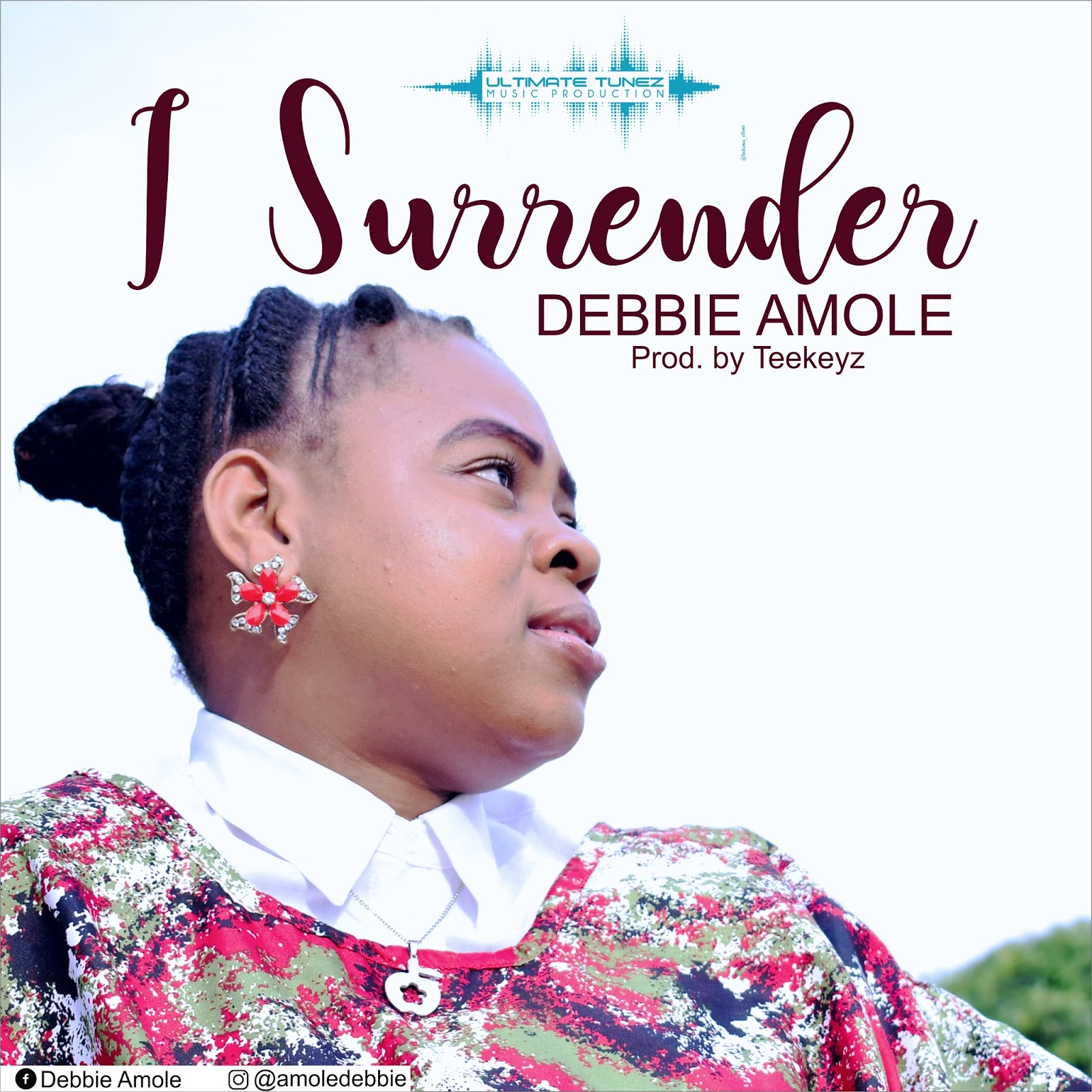 I Surrender by Debbie Amole. Songs download. Gospel Redefined