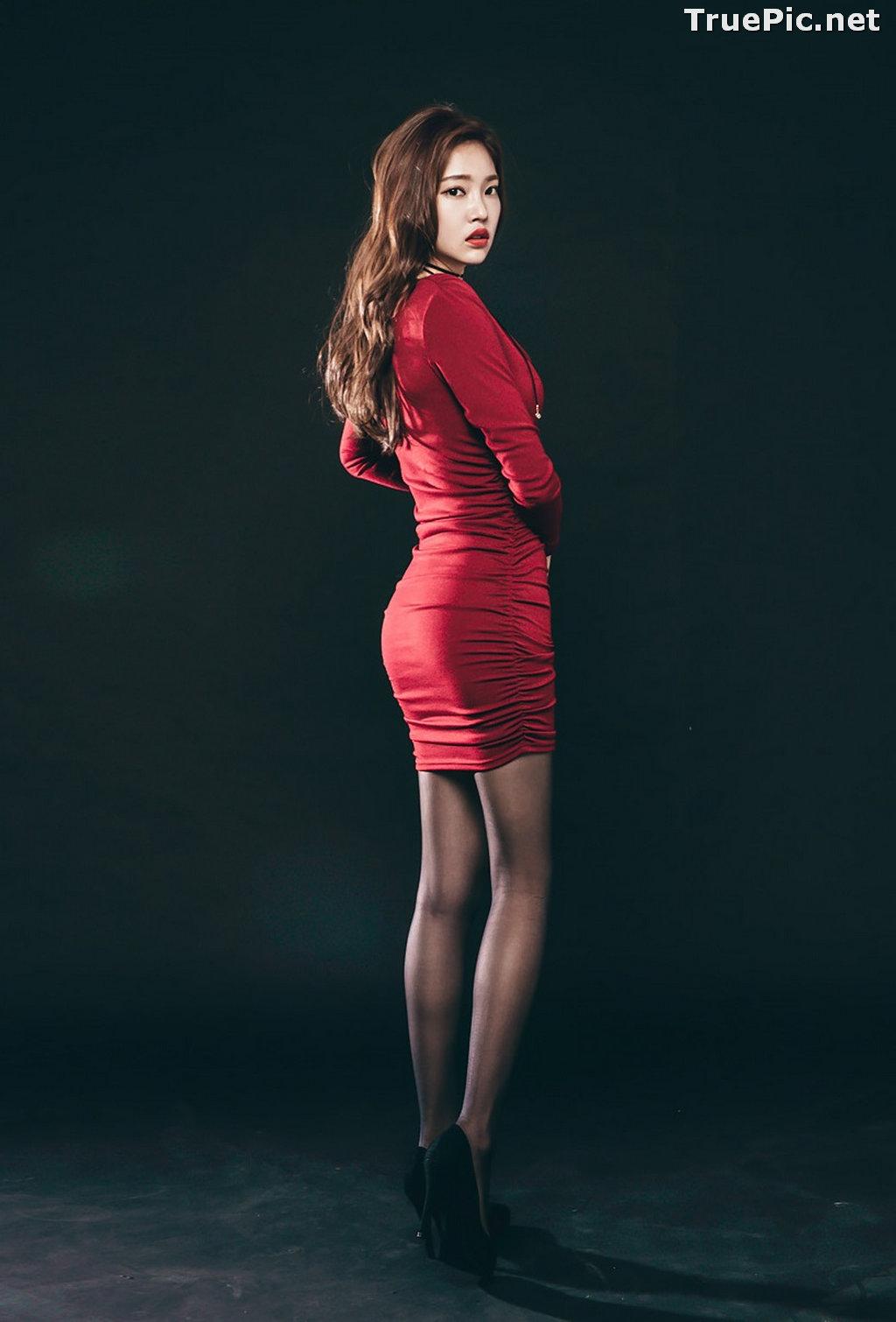 Image Korean Beautiful Model – Park Jung Yoon – Fashion Photography #5 - TruePic.net - Picture-3