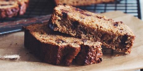 The Vegan Chocolate Banana Bread Recipe
