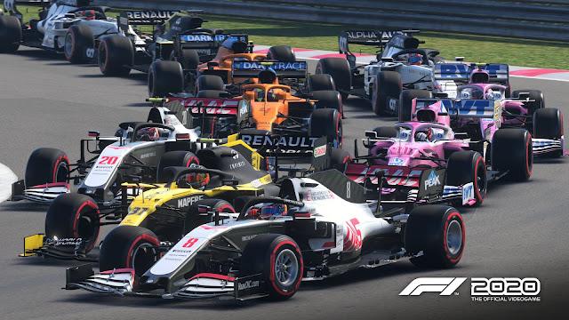 F1 2020 game review: a significant upgrade مراجعة لعبة F1 2020: ترقية مهمة