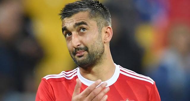 Самедов завершил карьеру футболиста