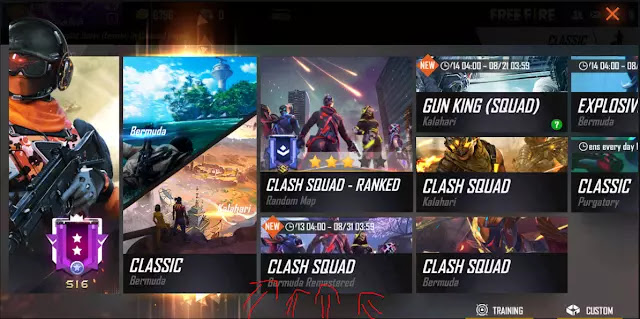 Garena Free Fire, on their official Facebook page, announced that the players would be ready to get one among the in-game characters for free of charge on 23rd August.