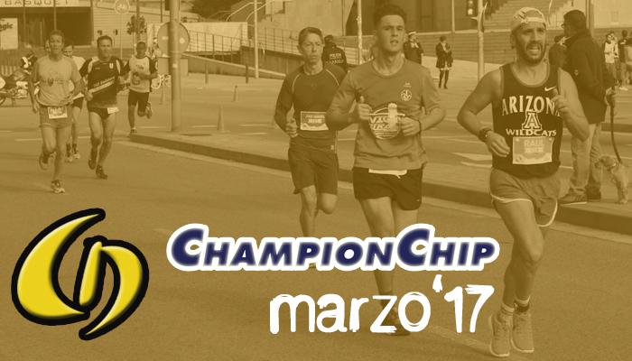 Lliga Championchip - Marzo 2017