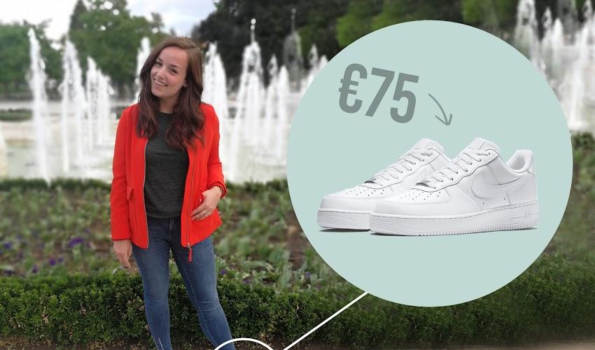 Wishlist: Nike Sneakers onder de €100,-