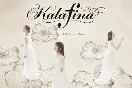 [Lirik+Terjemahan] Kalafina - far on the water (Jauh di Atas Air)