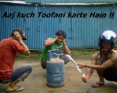 funny picture aaj kuch toofani karte hai