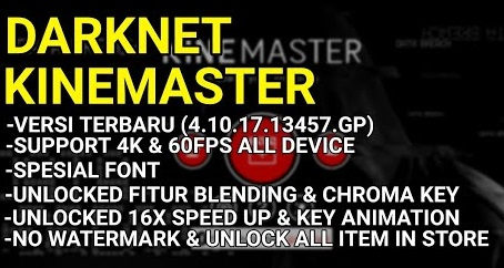 download apk kinemaster darknet gratis 4K