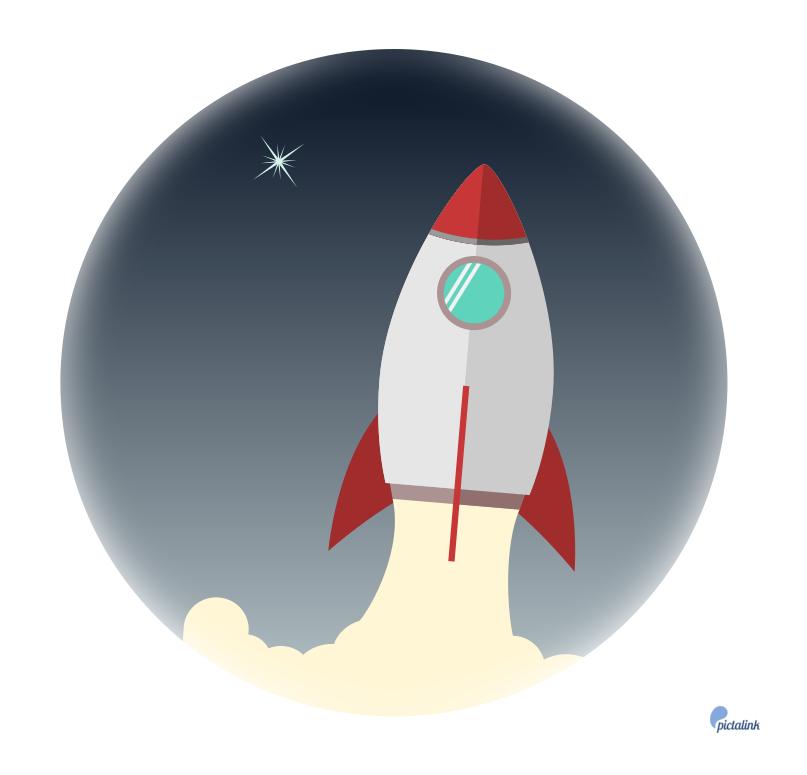 Dessiner Une Fusée Facile Avec Inkscape En 9 étapes