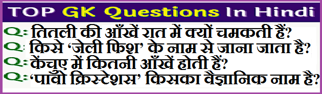 Important General Knowledge.. for Gov. Exam Part 1