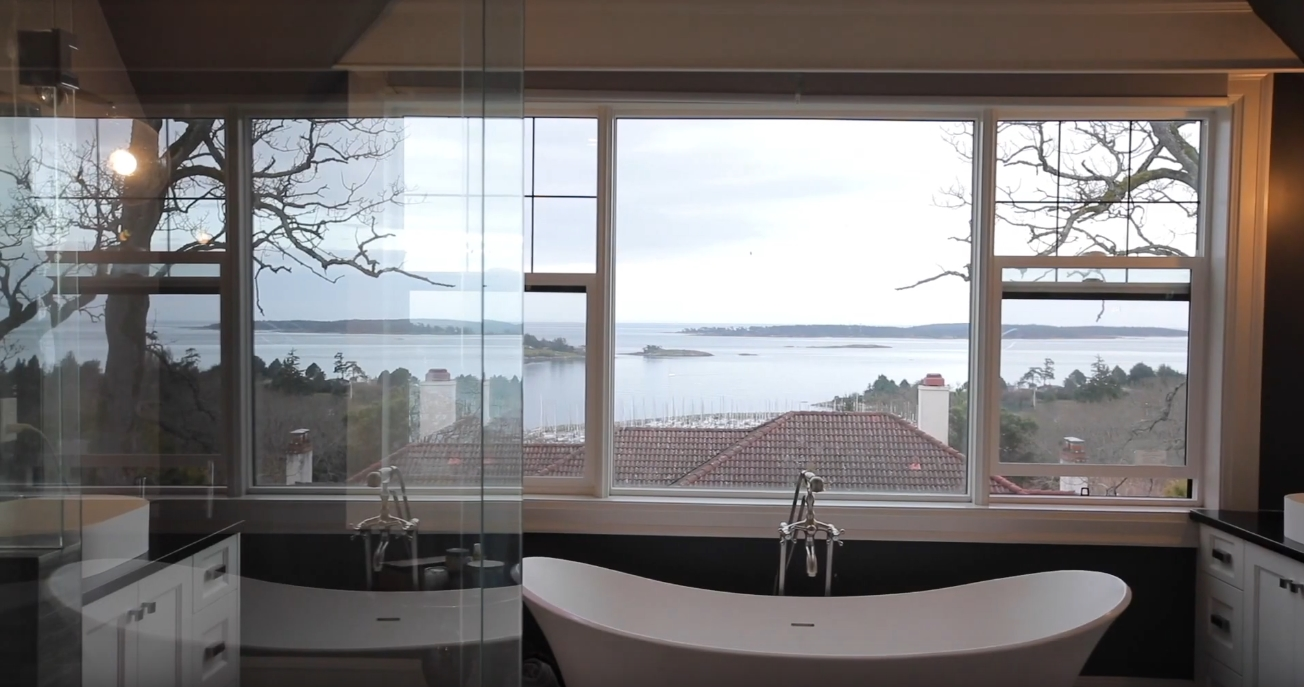 11 Photos vs. 3605 Cadboro Bay   Victoria - High End Home & Interior Design Video Tour