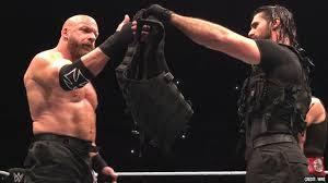 Triple H LIVE Event WWE Seth Rollins Dean Ambrose Glasgow