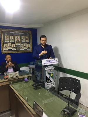 APROVADO: Vereador apresenta requerimento pedindo curso de capacitação para Professores da rede municipal