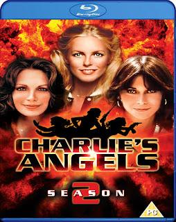 Los Ángeles de Charlie – Temporada 2 [4xBD25] *Con Audio Latino, no subs