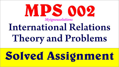 mps 002, mps assignment, mps free assignment