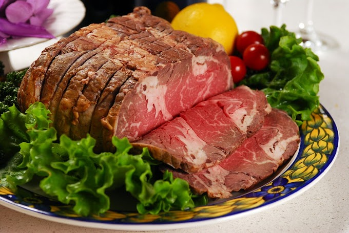 Redondo de carne asada