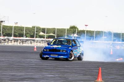 Mohammed Al Qutami's BMW E30