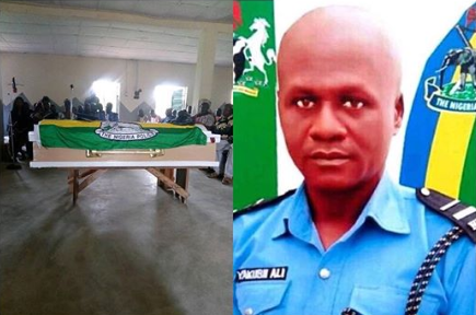 Newly promoted policeman dies on his way to assume duty